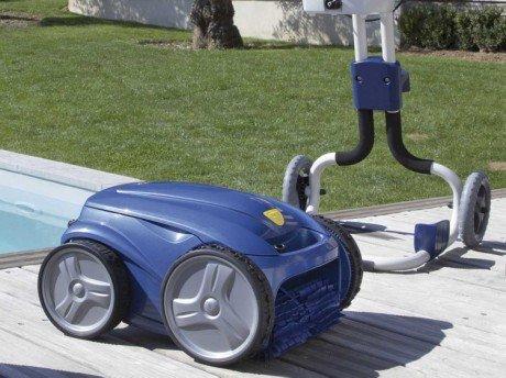 brancher / installer un robot piscine